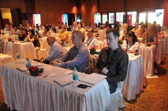 Participants at the Focus Canada event in Goa