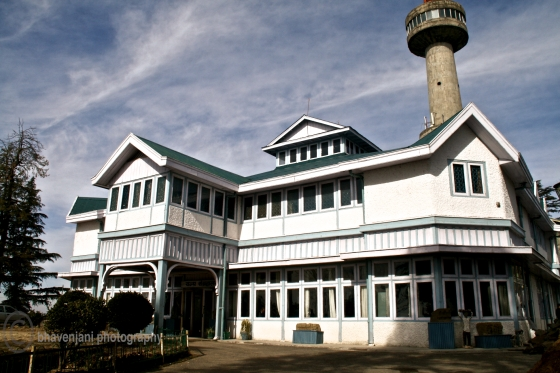 The museum at Shimla