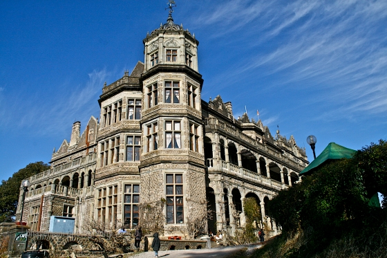 Viceregal lodge or Indian Institute of Advanced studies