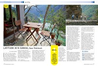 My photos in the May 2012 issue of India Today Travel Plus magazine