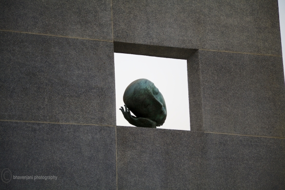 Piece of Art at the Taichung Arts centre, Taiwan