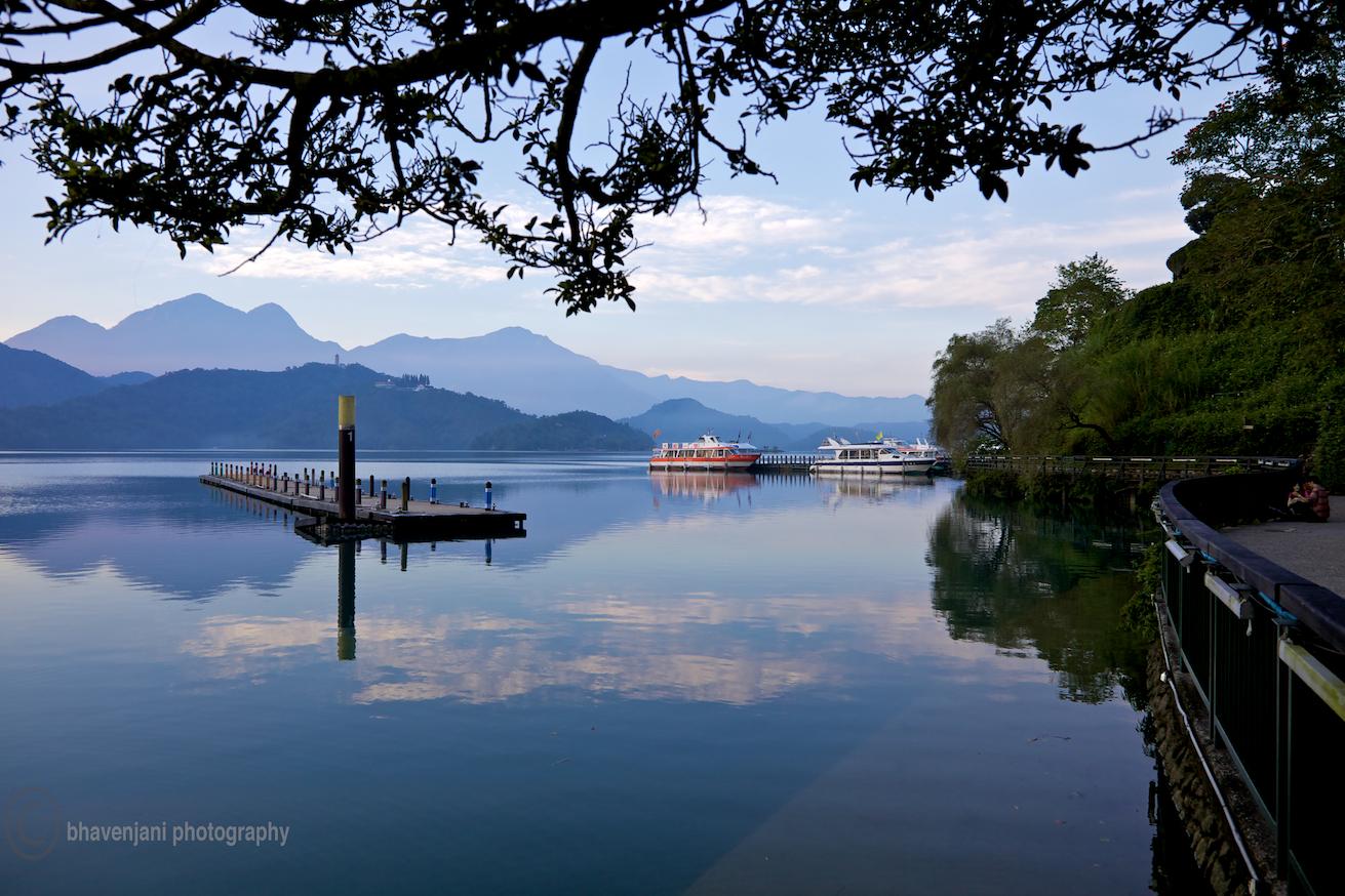 Resultado de imagem para del lago sun moon lake taiwan