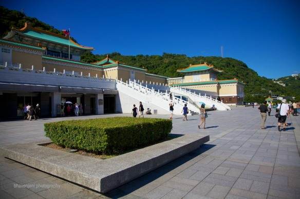 Taipei museum has the largest collection of Chinese artefacts in the world