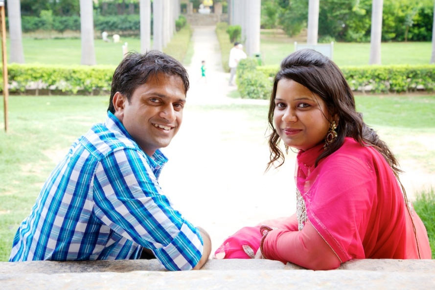 Image by Delhi based Wedding photographer Bhaven Jani
