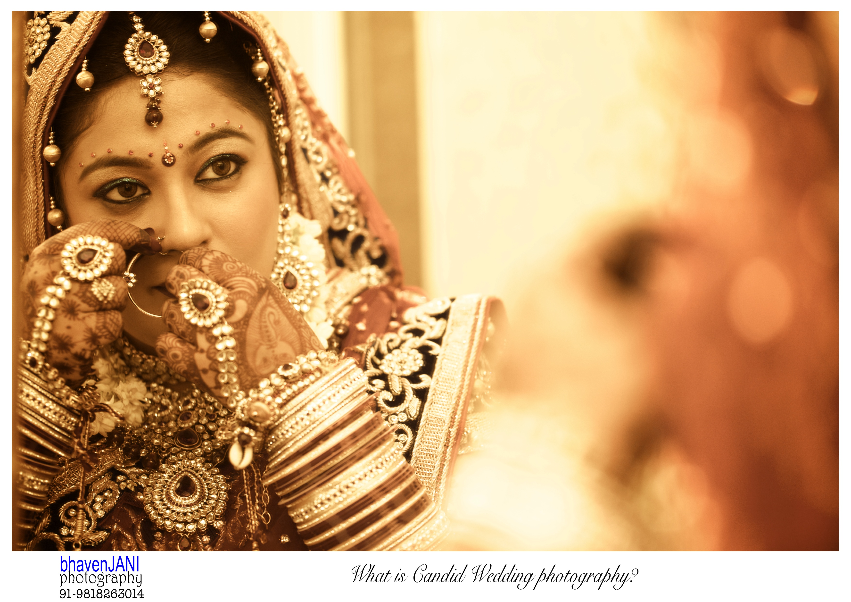 too struggle with trying to explain what Candid wedding photography ...: https://bhavenjani.wordpress.com/2013/08/18/candid-wedding...