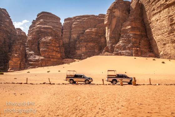 This is where Bollywood hunk Hritik Roshan shot for Krish 3 in Wadi Rum
