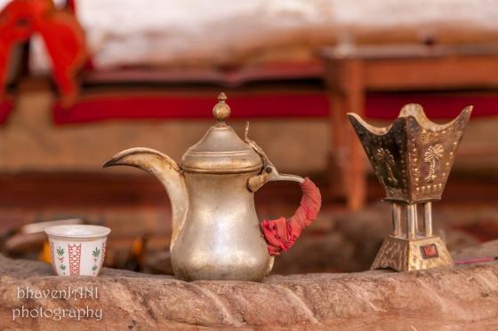 Tea and a tea cup