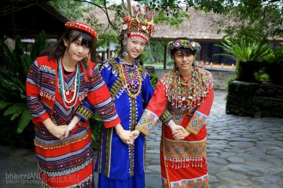 Aboriginal village in Taiwan
